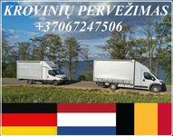 Lietuva - Vokietija - Belgija - Olandija - Lietuva ! LT-EU