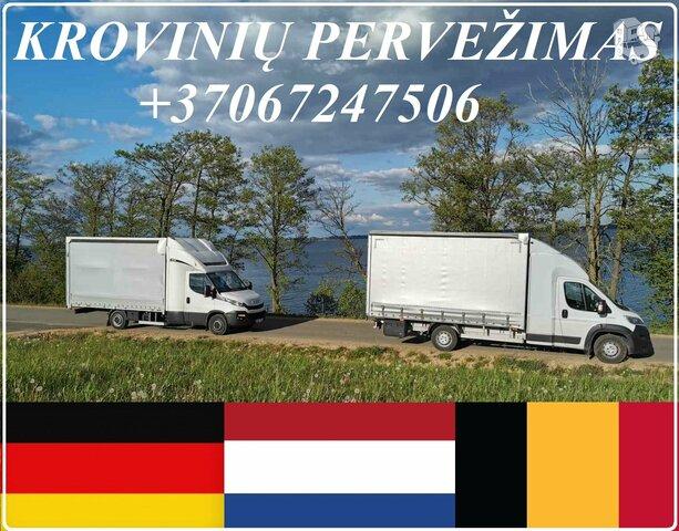 +37067247506 LT-DE-NL-BE-LT, VILNIUS