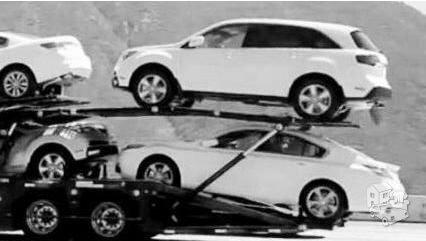 Automobilių parvežimas iš Danijos