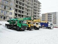 AUTOKRANŲ NUOMA Vilniuje
