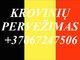 Perkraustymas į/iš Belgijos!