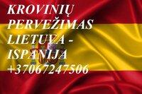 Gabename iš Ispanijos ir į Ispaniją.