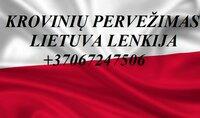 Gabename iš Lenkijos ir į Lenkiją