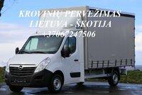 Perkraustymo paslaugos ŠKOTIJA-Lietuva-ŠKOTIJA LT-GB-LT