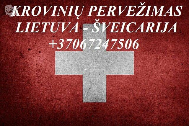 Perkraustymas į Šveicariją ! Perkraustymas iš Šveicarijos !