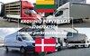 Perkraustymas į Daniją ! Perkraustymas iš Danijos !