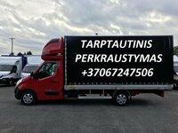 Pervežame krovinius, verslo siuntas skubiai ir greitai iš