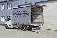 Transporto paslaugos! Krovinių, siuntų ir nestandartinių krovini