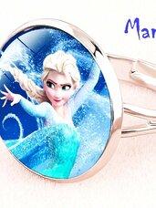 """Frozen žiedai """"Elza"""" supakuoti į dovanų dėžutes"""
