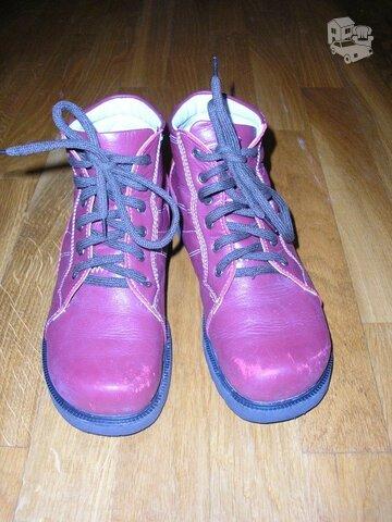 Natūralios odos ortopediniai batai