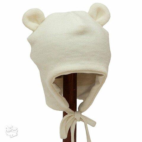 Merino frotė kepurytė
