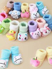 Žaismingos kūdikių kojinytės