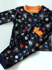 Labai gražios ir kokybiškos pižamos kūdikiams