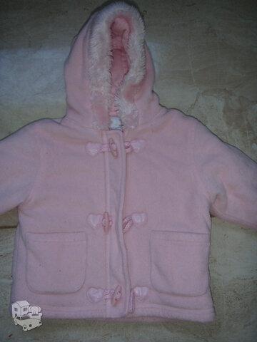 Pavasarinis paltukas  mergaitei