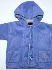 Šiltas pliušinis džemperis kūdikiui