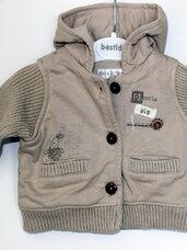 Šiltas džemperis kūdikiui 0-3 mėn.