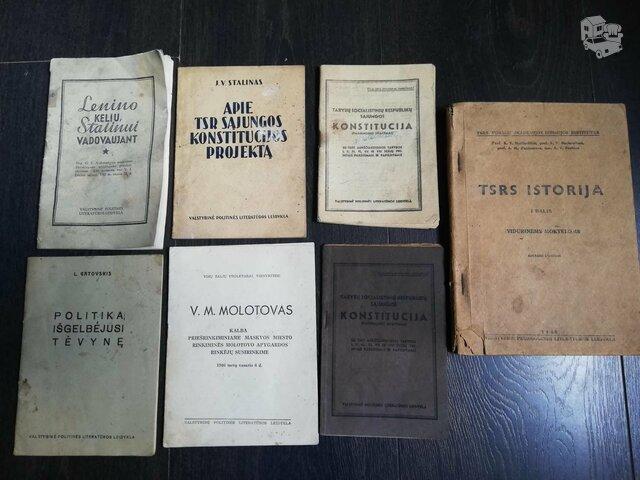 Knygos 1945-46m