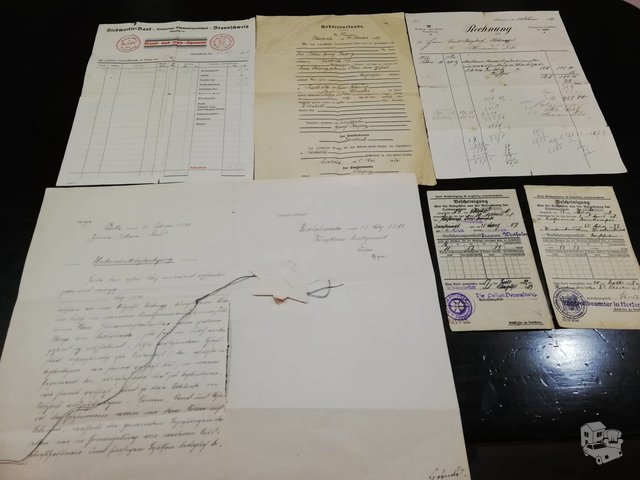 Vokiski dokumentai