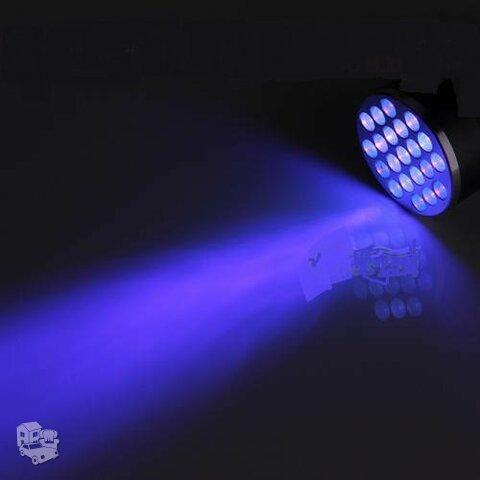 Ultravioletinių UV spindulių prožektorius