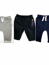 Kelnės,džinsai, šiltos kelnytės berniukams nuo gimimo iki 6 mėn.