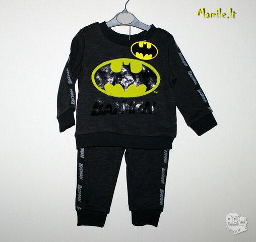"""Šilti sportiniai kostiumai berniukams """"BATMAN"""""""