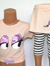 Puošnūs kostiumėliai mergaitėms vasarai