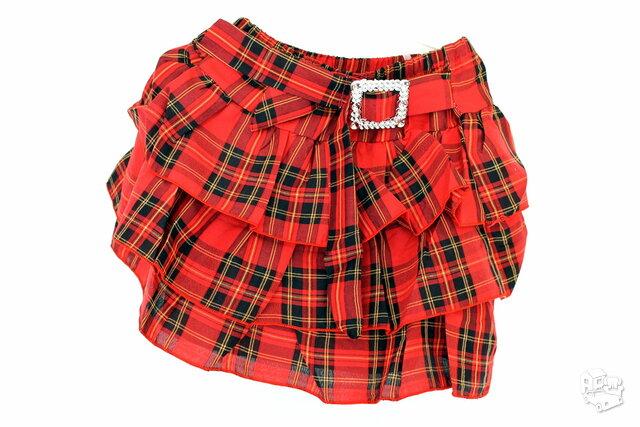 Pūsti sijonai mergaitėms akcinėmis kainomis