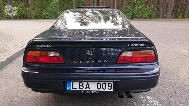 Honda Legend, 3.2 l., kupė (coupe)