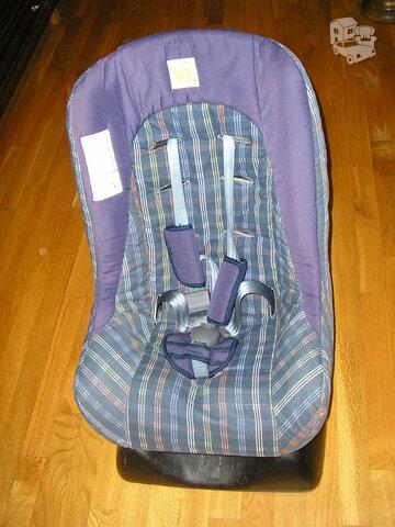 Automobilinė kėdutė IWH (0-18 kg)