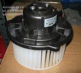 Honda Hrv salono peciuko ventiliatorius(varikliukas}