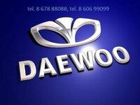 Daewoo auto dalimis