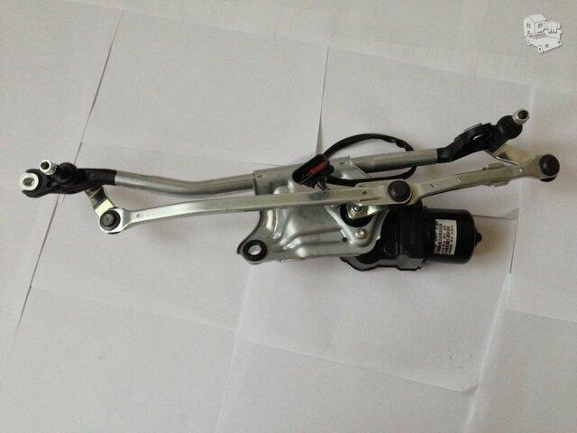 Valytuvų mechanizmas Peugeot Bipper varikliukas