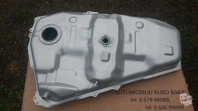 Toyota Corolla Verso naujas kuro bakas gariunai