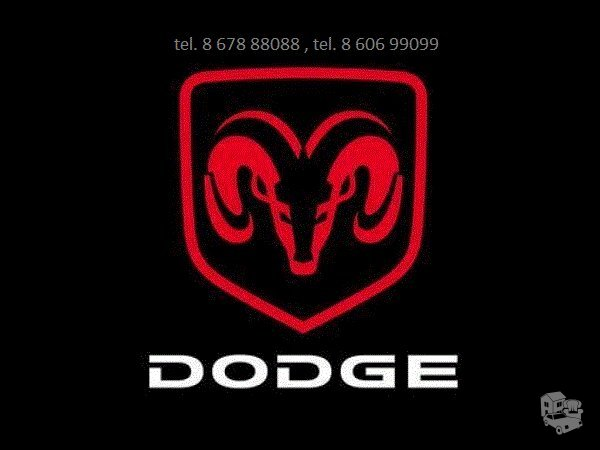 Dodge Charger dalimis