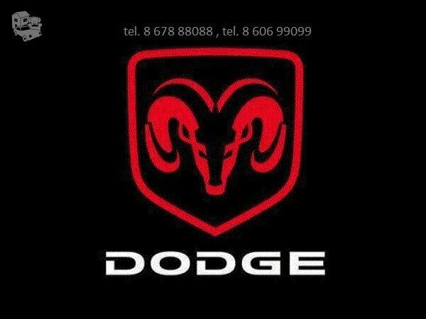 Dodge Durango dalimis