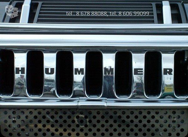Hummer H3 dalimis