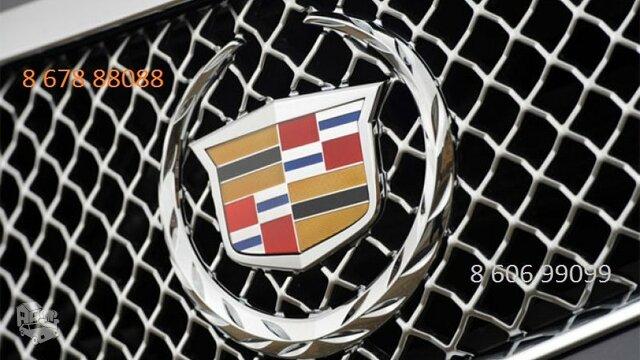 Cadillac BLS dalimis