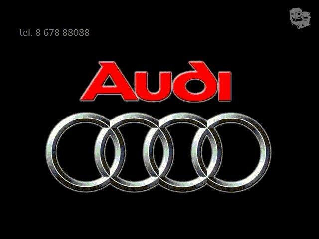 Audi 80 B4 dalimis