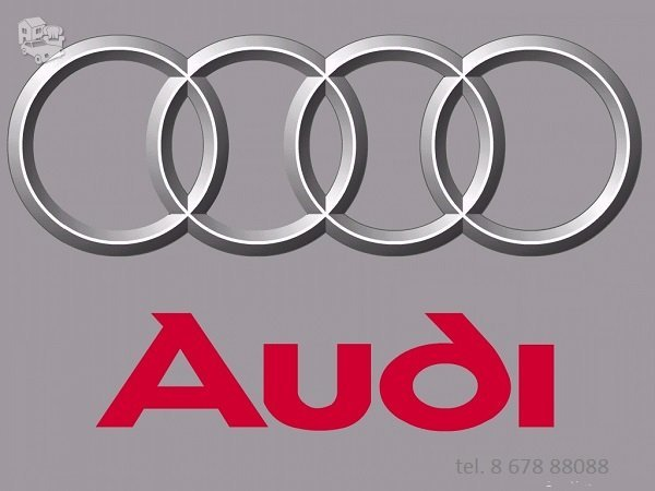 Audi A1 dalimis