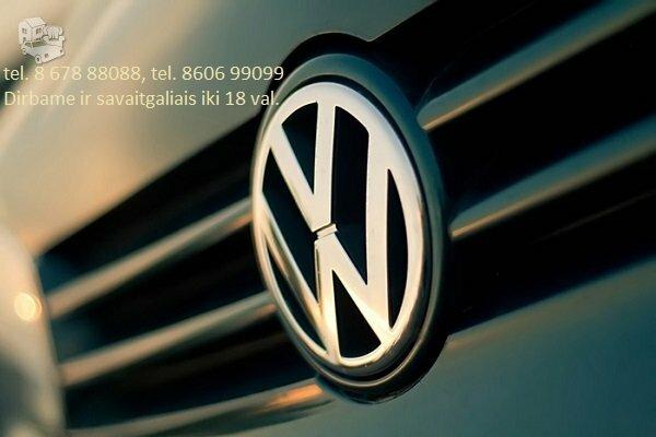 Volkswagen Eos dalimis