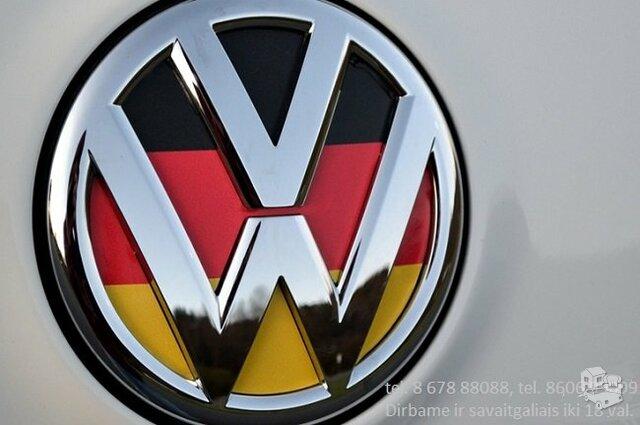 Volkswagen LT dalimis