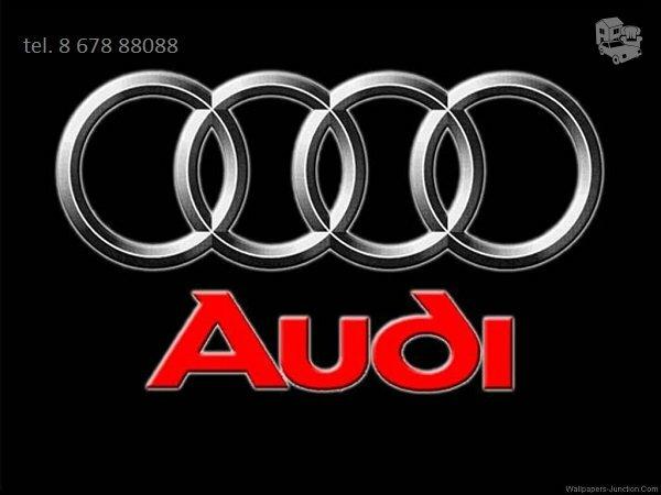 Audi Q3 dalimis