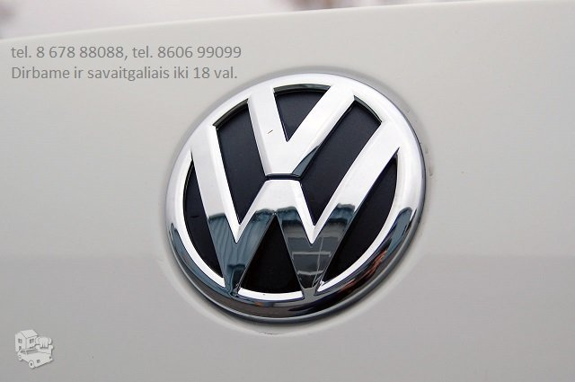 Volkswagen Polo dalimis