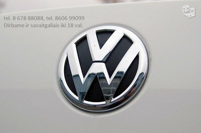 Volkswagen Sharan dalimis