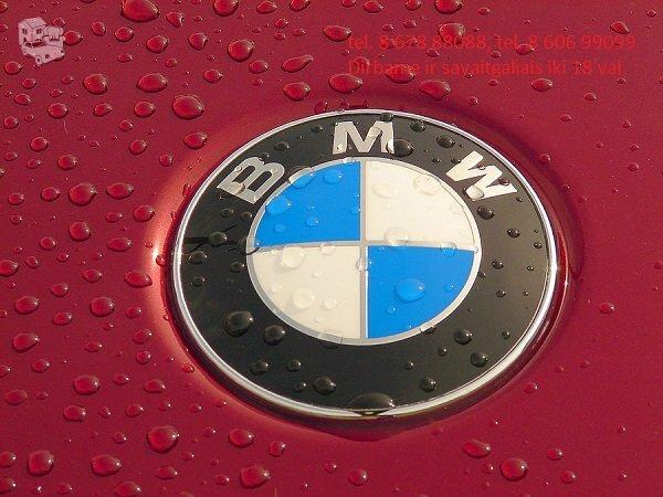 Bmw 3 E36 dalimis
