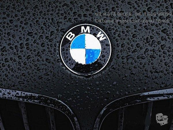 Bmw 7 e66 dalimis