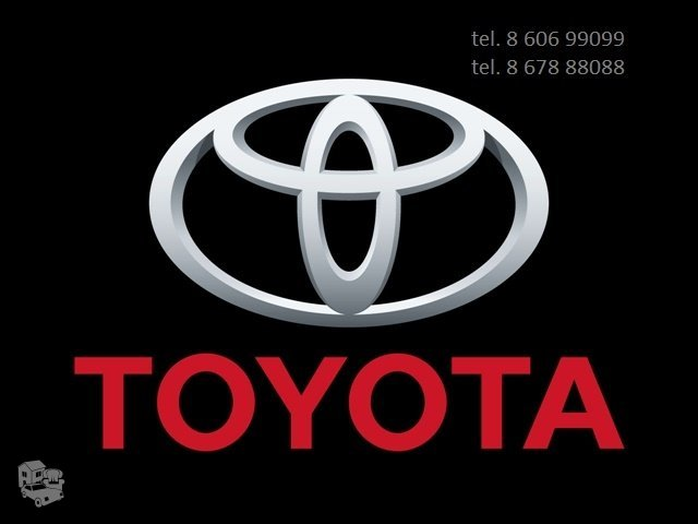 Toyota Celica dalimis