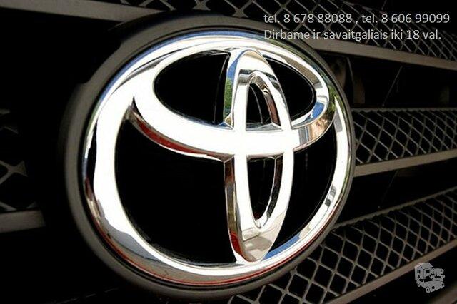 Toyota Camry dalimis