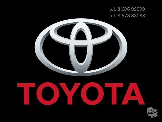 Toyota 4-Runner dalimis