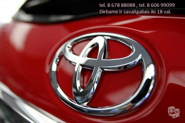 Toyota Echo dalimis